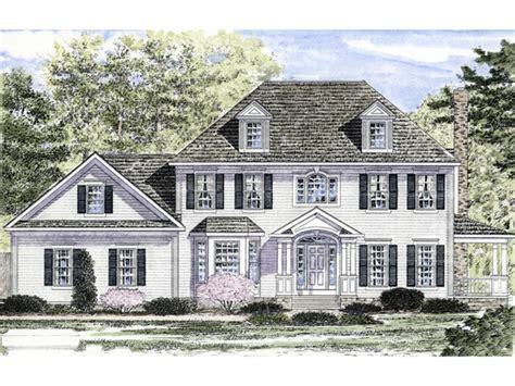 georgian colonial house plans clawson georgian colonial home plan 034d 0075 house