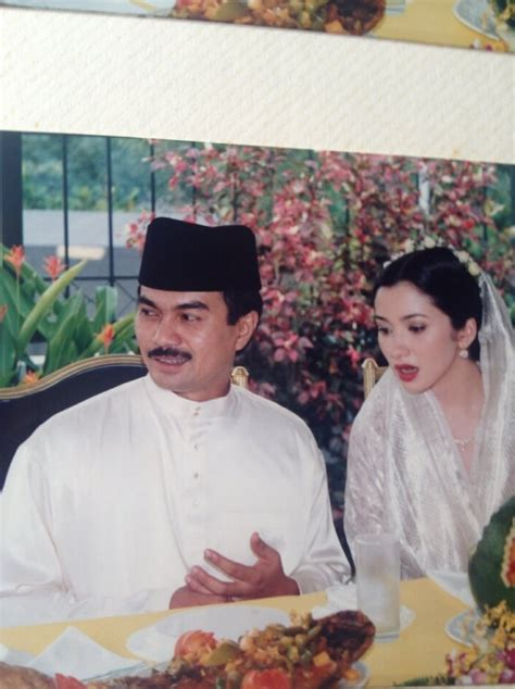 nostalgia datin sofia jane kongsi gambar kahwin