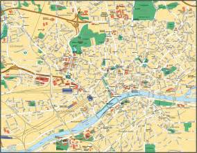 Frankfurt Germany Map by Frankfurt Germany Map Related Keywords Amp Suggestions