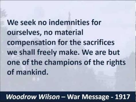 More On Battle Speeches 2 by President Woodrow Wilson S War Speech 1917 Ww1 Hear