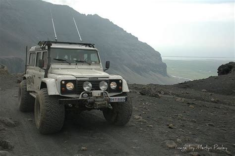 land rover iceland 4 wheel drive show in iceland icelandic land rover