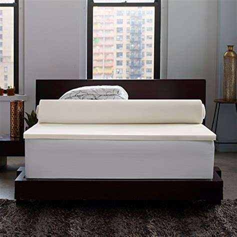 Hybrid Mattress Topper by Sleep Innovations Instant Pillow Top Memory Foam And