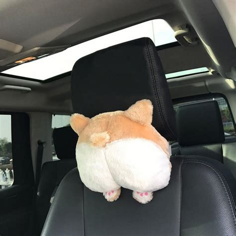 Pillow Car by Corgi Car Neck Pillow Odditymall
