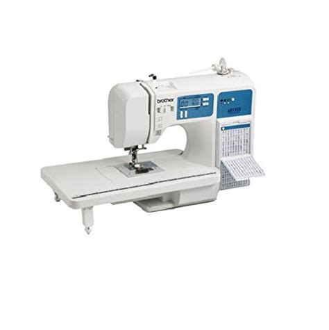 Best Quilting Sewing Machine Reviews by Xr1355 Computerized 130 Stitch Sewing Quilting