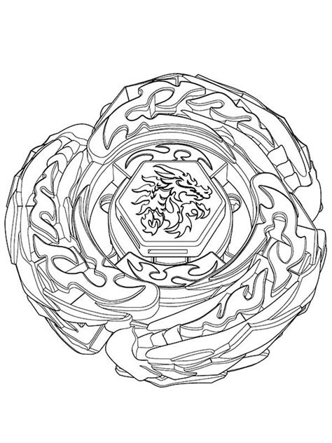 pegasus beyblade coloring pages free printable pegasus