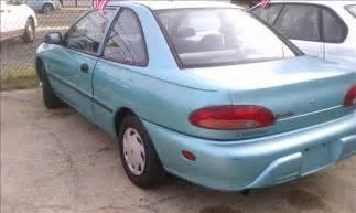 Mitsubishi Mirage 1996 Mitsubishi Mirage Green Used Cars For Sale