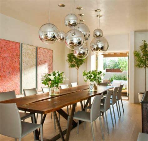 Bien Table Design Salle A Manger #4: suspension-de-salle-à-manger-des-lampes-boules.jpg
