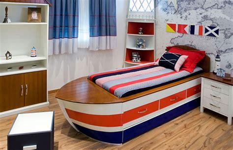 boat crash camas cama infantil divertida 15 modelos para meninos e meninas