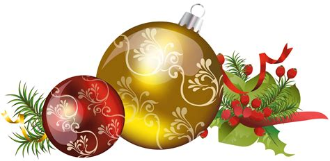 christmas tree ball decorations png