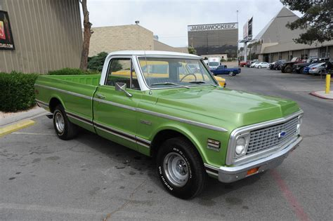long bed truck 1972 chevy c10 long bed truck w amazing updated 350 motor