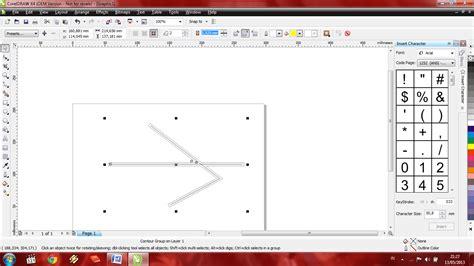 membuat gambar 3d corel draw lengkap membuat peta 3d dengan corel draw