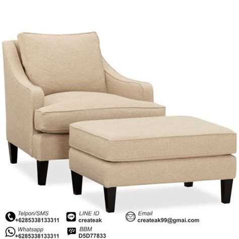 Sofa Santai Depan Tv kursi santai minimalis cordila createak furniture