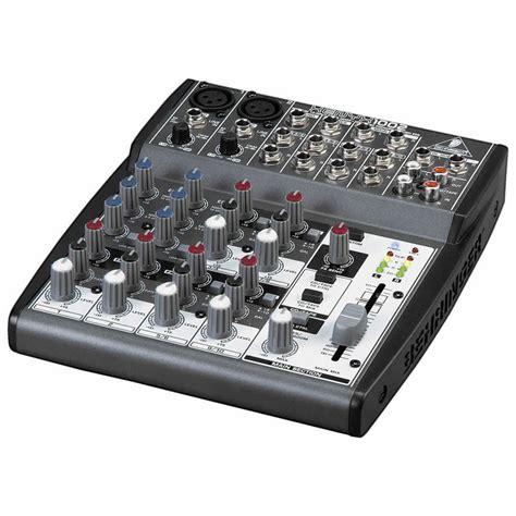 Mixer Sound Behringer behringer xenyx1002 10 ch audio mixer