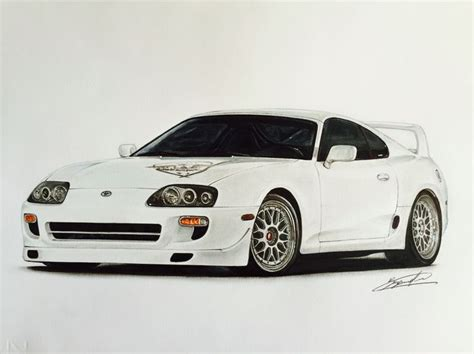 Toyota Supra Drawing 16 Best Supra Drawings Images On Toyota Supra