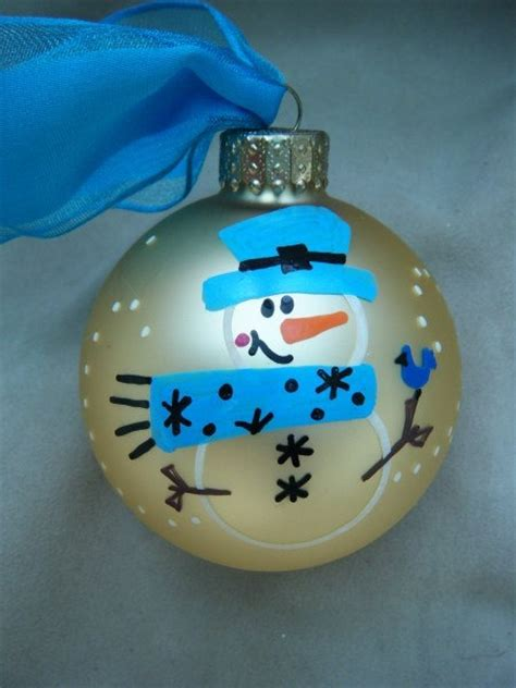 painted ornament christmas crafts and ideas pinterest