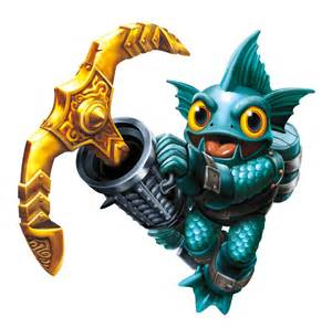 skylanders gill grunt pictures to pin on pinterest pinsdaddy