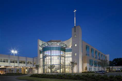 cabrini hospital emergency room christus st frances cabrini hospital additions je dunn construction