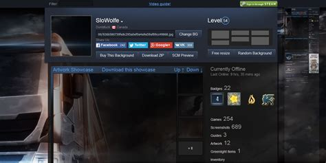 how to get a background on steam steam community guide how to get a background