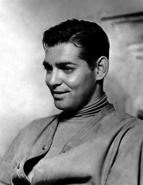 "Clark Gable, ""His ears are too big and he looks like an"