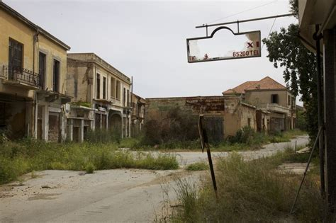 abandoned cities abandoned city of varosha located in the city of famagusta