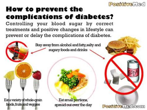 how can i reduce type 2 5ar prevent diabetes complications by following these 8 tips