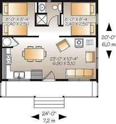 Tiny House Plans Under 850 Square Feet by 1000 Images About Granny Flat On Pinterest House Plans