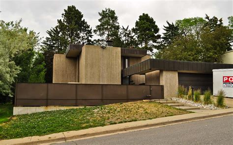 modern 70 s home design denver s single family homes by decade 1970s