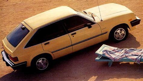 Pontiac T1000 For Sale Class Of 87 Chevrolet Chevette Pontiac 1000 Hemmings