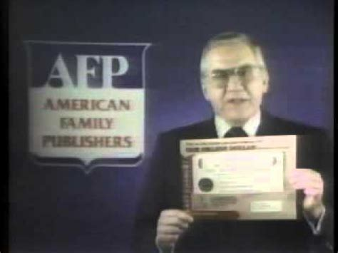 Ed Mcmahon Publishers Clearing House by American Family Publishers Sweepstakes With Ed Mcmahon