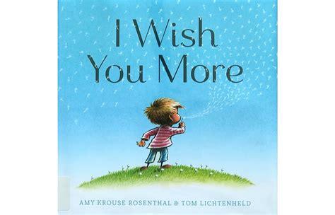 i you books i wish you more
