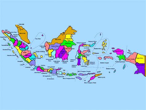 2 Di Indonesia bengkel pengetahuan peta wilayah negara kesatuan republik indonesia