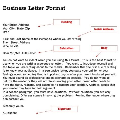 Business Letter Writing Format Cbse Class 11 business letters format cbse 28 images informal