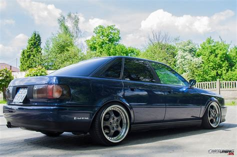 Audi B4 by Stance Audi 80 B4 187 Cartuning Best Car Tuning Photos