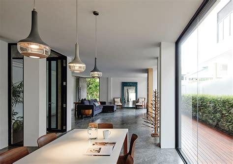 renovation  understated minimalist semi