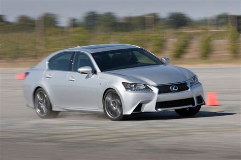 lexus gs 350 fsport 2013 lexus gs350 reviews and rating motor trend