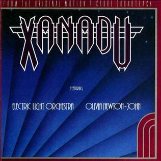 electric light orchestra xanadu xanadu soundtrack