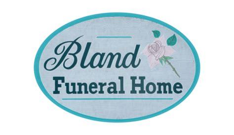 bland funeral home johnston sc