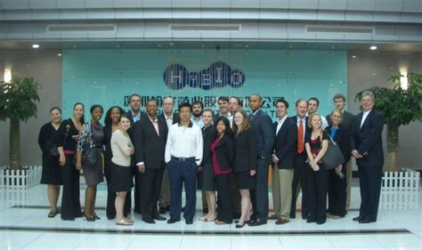 Mba Course In Hong Kong by Elon And Mba Students Travel To China Hong Kong And