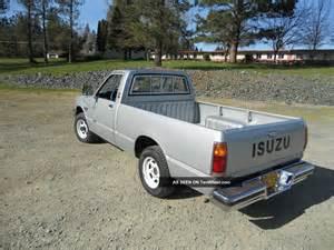 1981 Isuzu Pup 1981 Isuzu Diesel 4x4 Pup