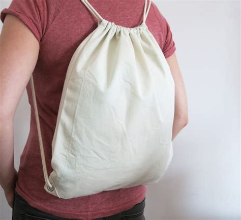 Pattern For Simple Drawstring Bag | simple drawstring bag patterns now available diy sewing
