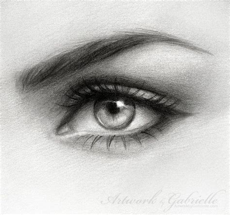 eye pattern drawing eye drawing original graphite art on bristol vellum etsy