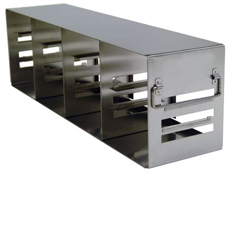 racks for freezers labrepco 4 boxes deep modifiable upright freezer racks