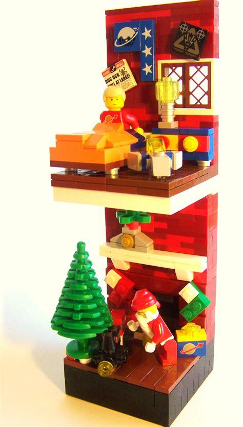 christmas mocs with red lego bricks the brick bank