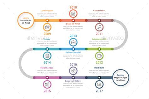 30 timeline infographic templates psd free premium