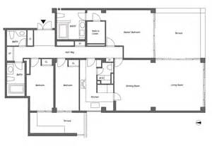 Housing Floor Plans Plan Of Rokko Housing House Design Plans