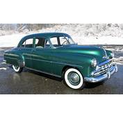 1952 Chevrolet Styleline  Connors Motorcar Company