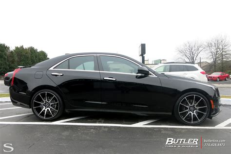 Wheels Cadillac cadillac ats savini wheels