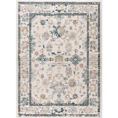 tayse rugs tayse rugs peyton 7 ft 10 in x 10 ft 3 in area rug ptn1217 8x10 the home depot