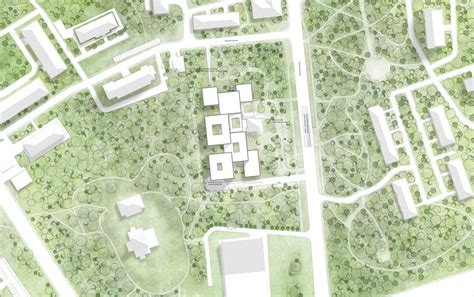 architectural site plan gallery of competition entry we architecture and creo