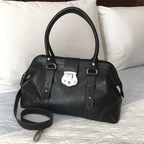 Tas Authentic Aigner Bag etienne aigner authentic etienne aigner black leather handbag from suggested user s